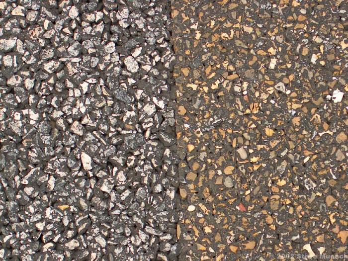 polishing of asphalt Asphalt driveway sealers are rather unpleasant products, so avoid skin contact with them by dressing properly also avoid inhaling the vapors given off by asphalt driveway sealers (sealants) grass overhanging the edges of the surface should be removed.