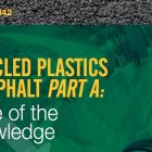 Plastics in Asphalt – Current State of Practice